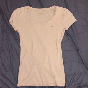 Tommy Hilfiger • Light pink shirt